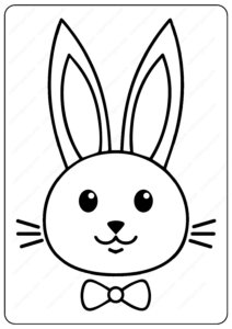 rabbit-coloring-pages