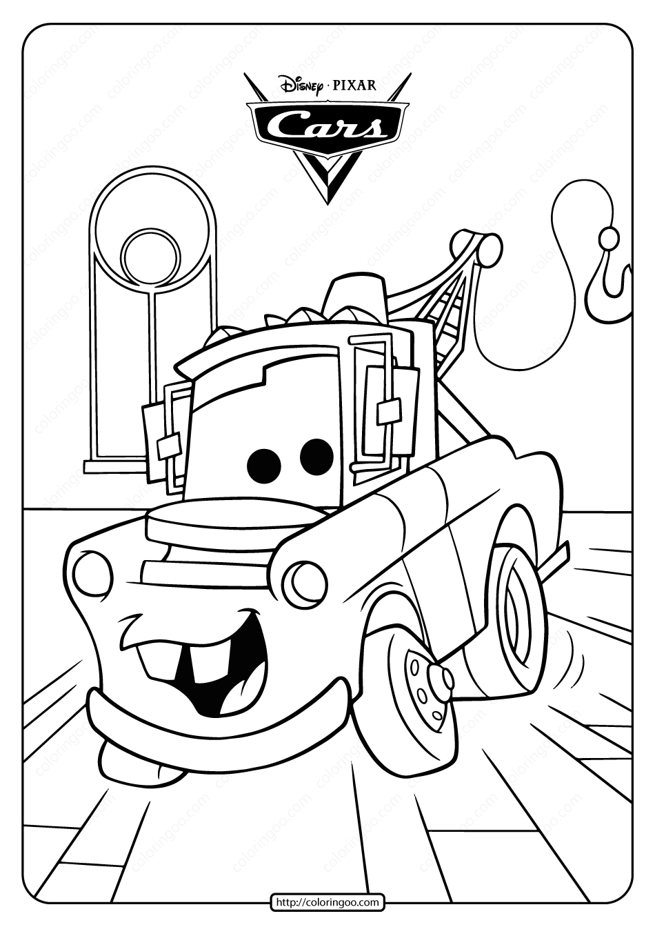 Forky Toy Story Coloring Page Disney Pixar Printable Frees Pages ... | 1344x950
