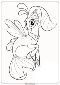 MLP My Little Pony Equestria Girls Coloring Pages