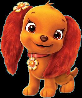 Puppy Marmalade