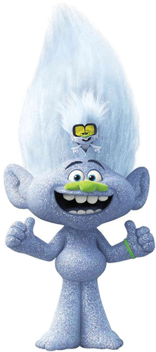 Trolls 2 Guy Diamond
