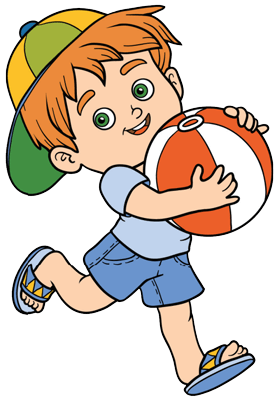 A Boy with Ball