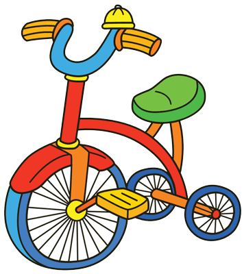 Tricycle PNG
