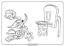 Free Printable Woody Woodpecker Coloring Pages 21