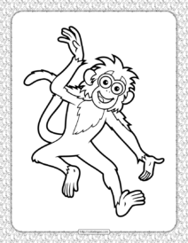Bobo Brothers Coloring Page