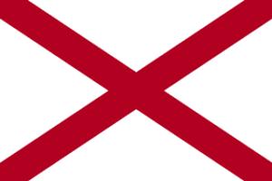 Flaf of Alabama