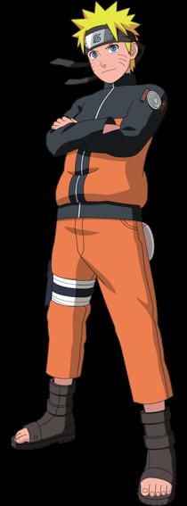 Naruto Coloring Page