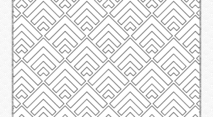 Free Printable Pdf Geometric Pattern 036