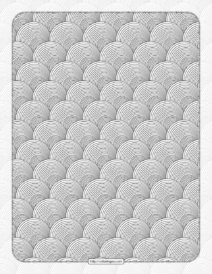 Black and White Seamless Pdf Pattern Sheet