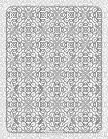 Printable Ornamental Mandala Coloring Pages 03