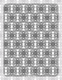 Printable Ornamental Mandala Coloring Pages 05
