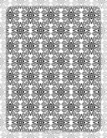 Printable Ornamental Mandala Coloring Pages 05