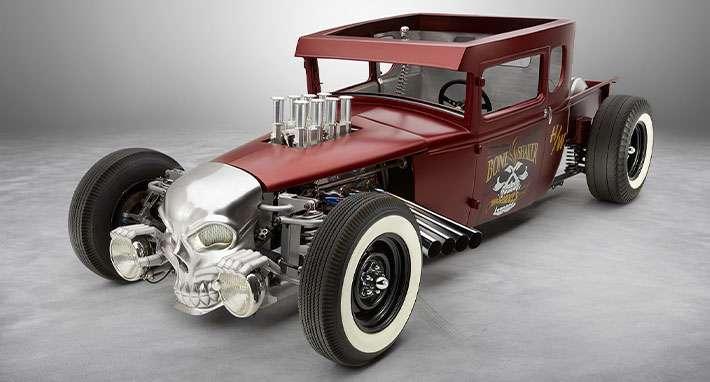 Hot Wheels Boneshaker