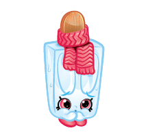 Printable Shopkins Popsi Cool Coloring Page