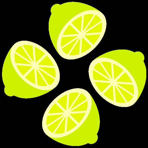 Lemon Vector Png