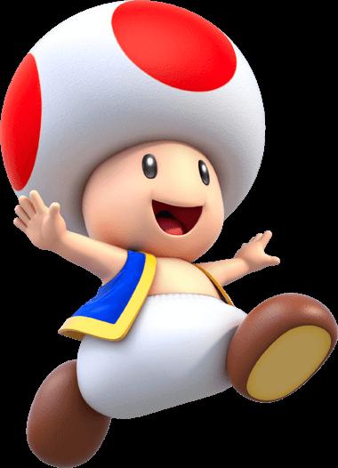 Super Mario Toads
