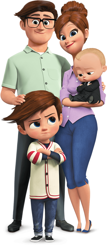 Baby Boss Family