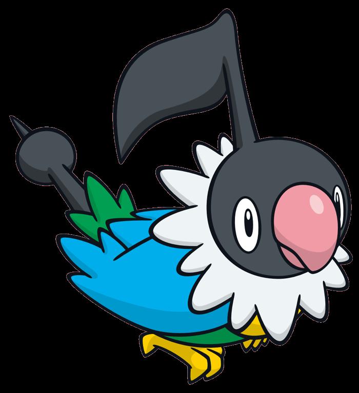 Pokemon Chatot