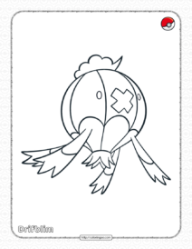 Pokemon Drifblim