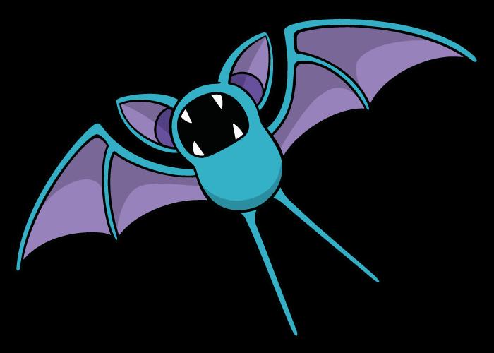Pokemon Zubat