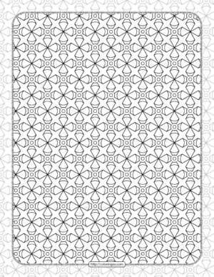 Seamless Pattern Line Decoration Abstract Pdf
